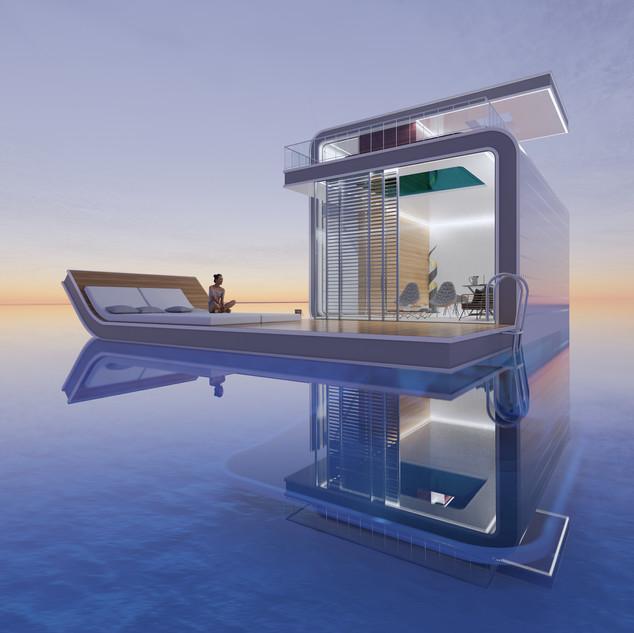 2-revit-family-sea-lake-house-beach-sunn