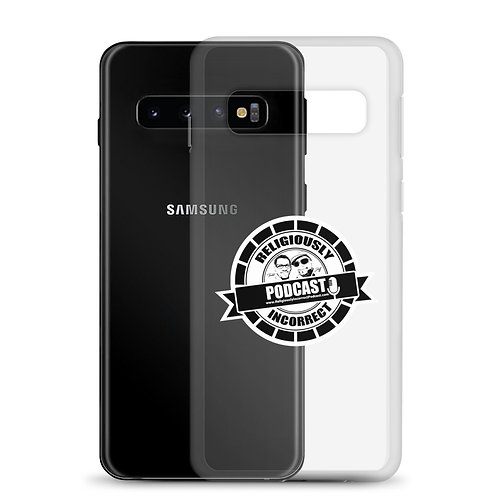 Religiously Incorrect Podcast Branded Samsung Case b