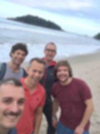 Lab group Beach Guaruja.jpg