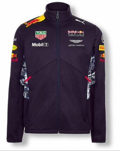 Red Bull Racing Softshell Jacket