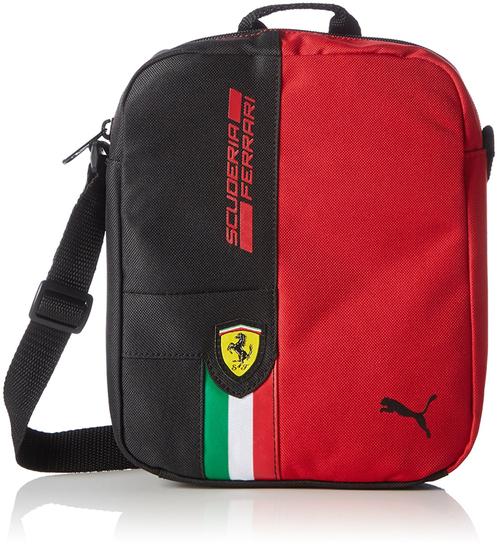 1318d8f2c7 Ferrari Fanwear Portable Rosso Corsa Puma Black