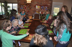 Girl Scouts Visit