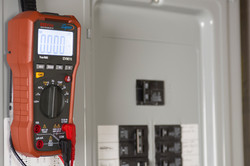 iDVM510 Electrical Panel