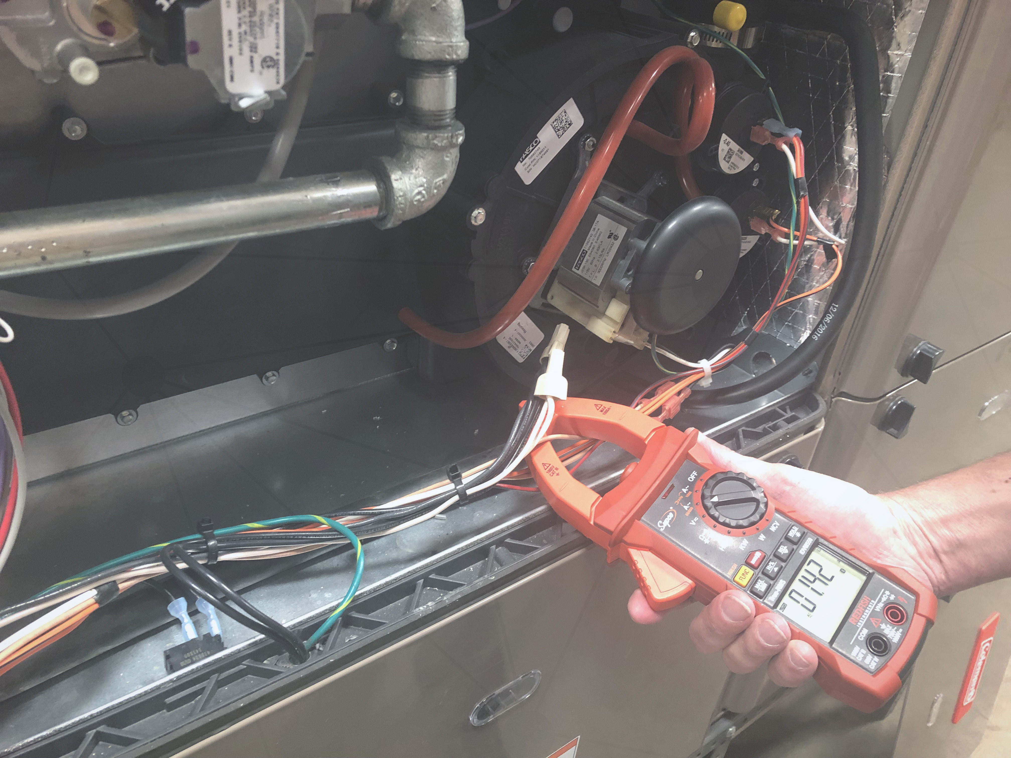 Wireless Clamp Meter iDVM550