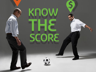 How can you win if you don't know the score?