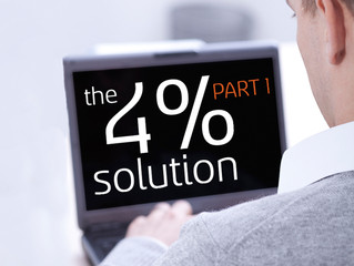Can the 4% solution help you transform YOUR business?
