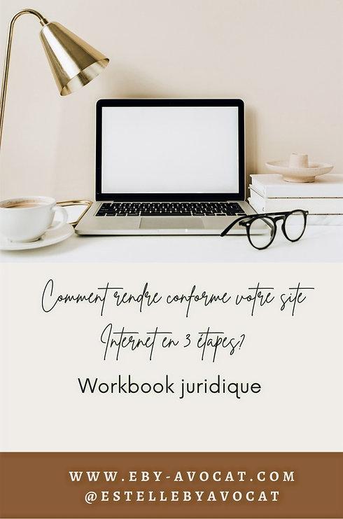 Workbook juridique - Conformité site Int