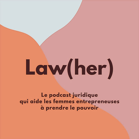 Couverture Podcast Law(her)