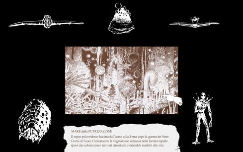 Attraverso Nausicaä