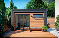 SHED DESIGN 2 - 5'TERRACE+BENCH_Photo -