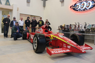 Tours of IndyCar and NHRA Shops in Indianapolis.
