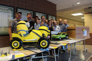 The Michigan Industrial Technology Education Society (M.I.T.E.S.) Regional Finals.