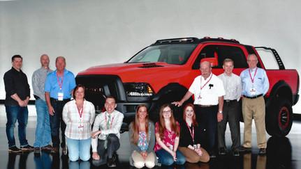 Fiat-Chrysler Product Development Office (PDO) in Auburn Hills, Michigan.