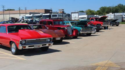 DRIVEarama Car Show in Roseville, Michigan.