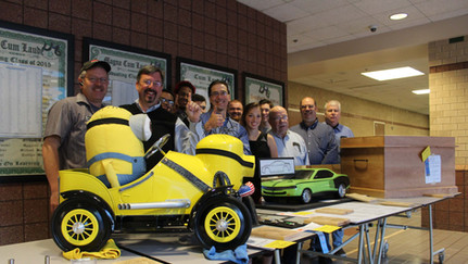 The Michigan Industrial Technology Education Society (M.I.T.E.S.) Regional Finals in Clinton Township, Michigan.