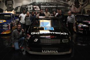 Tours of NASCAR Race Shops in North Carolina.