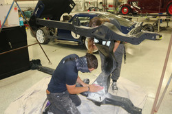 Painting The Subframe For Our '74 Camaro Project