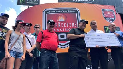 The FireKeepers 400 @ Michigan International Speedway