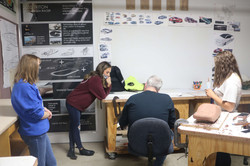 Designing Speedforms With Incoming Design Students