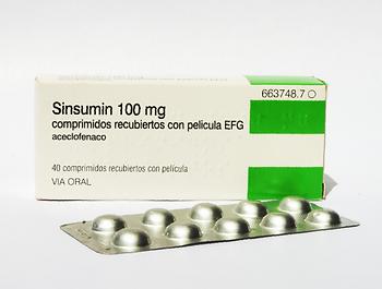 Aceclofenaco