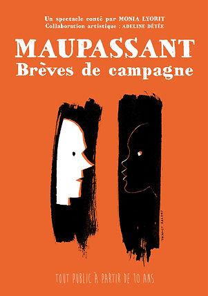 Affiche_Maupassant_Brèves_de_Campagne.j
