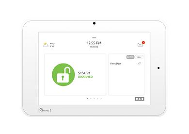 Qolsys IQ2 Smart-Home Panel