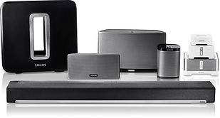 Sonos Amp, Sonos Connect