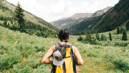 Essential guide to Hiking hygiene for women