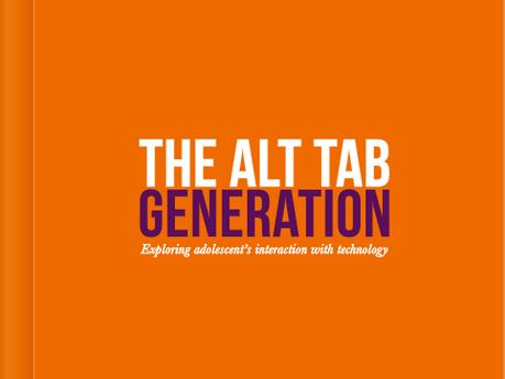 The Alt Tab Generation