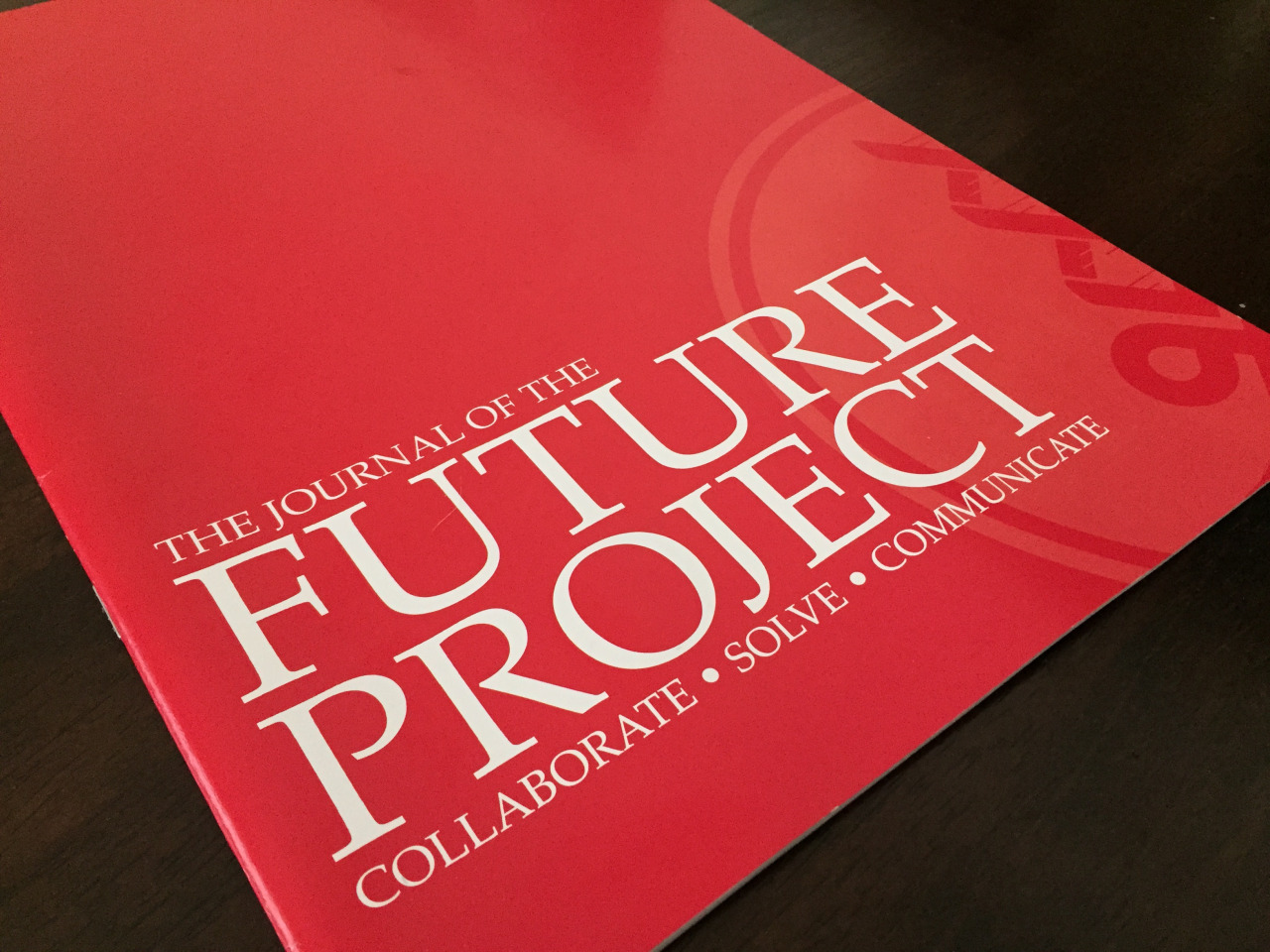The Future Project - Publication