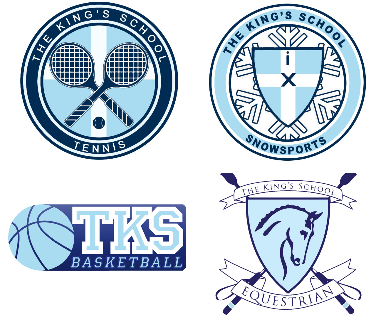 The King's School - Sport Identities