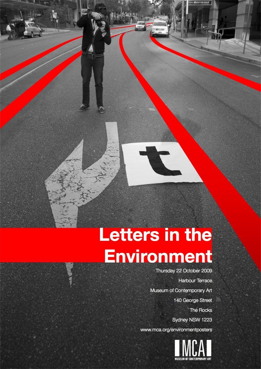 Letters in the Environment