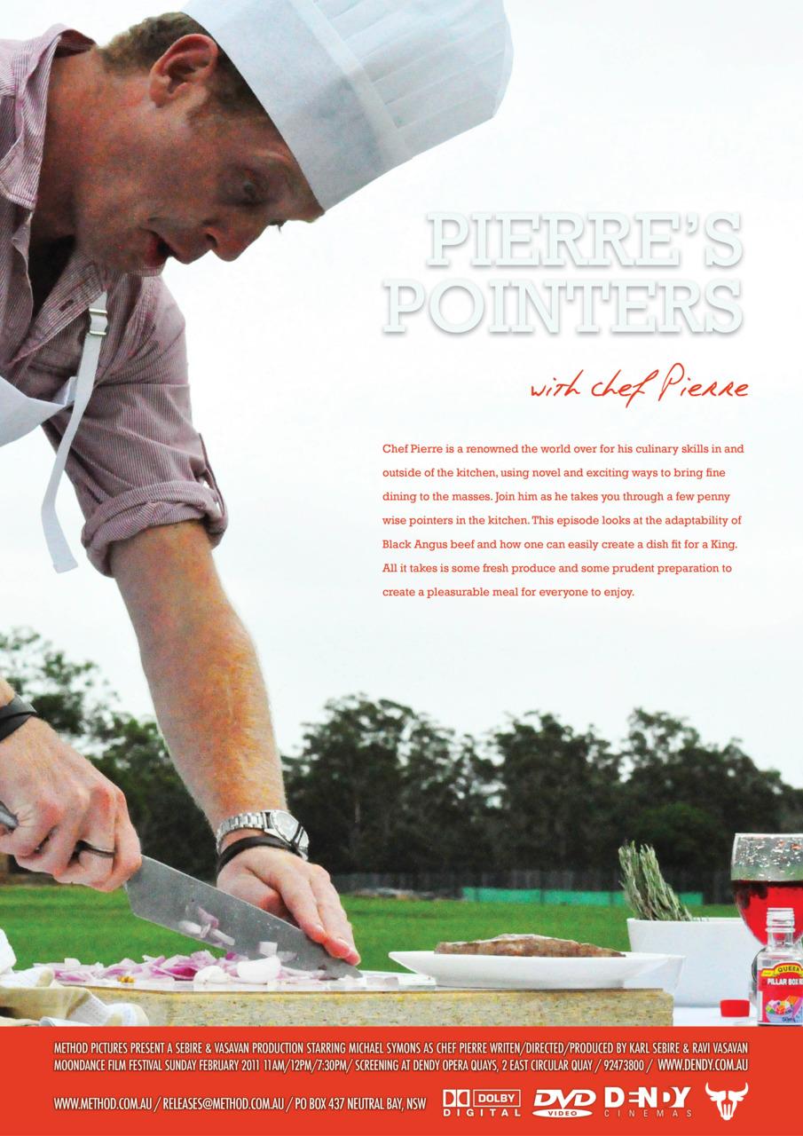 Pierre's Pointers Promo