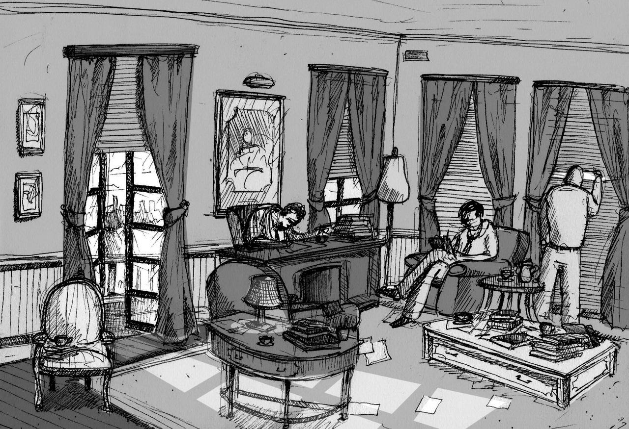 Interiors 3 - Editorial