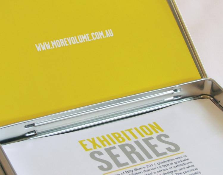More Volume - Exhibition
