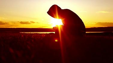 sunset pray dude.png