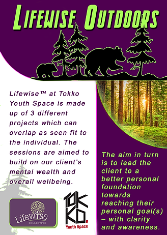 Outdoors project leaflet Front.png