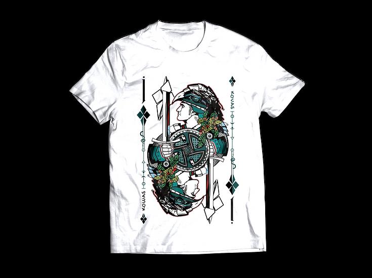 T-Shirt DAUSOS full color