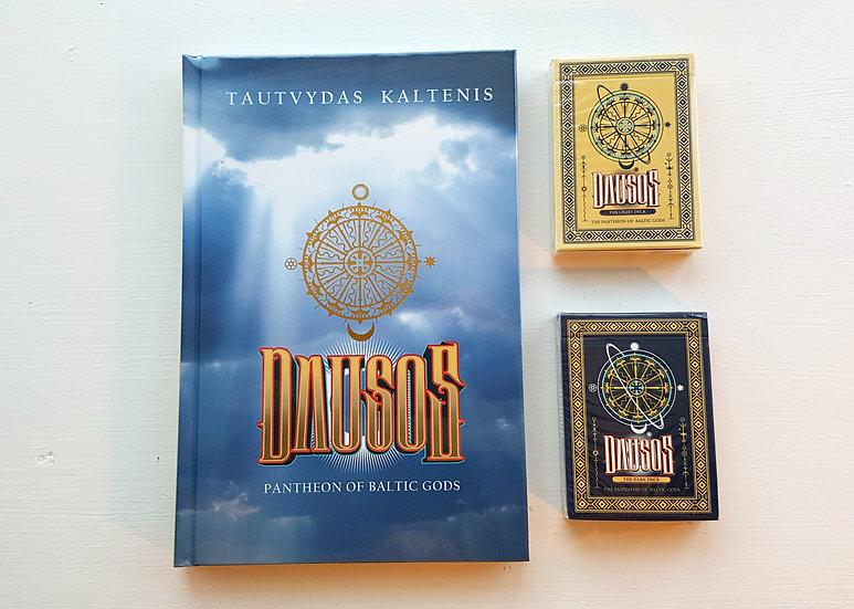 DAUSOS Book and Standard Edition Pair Deck