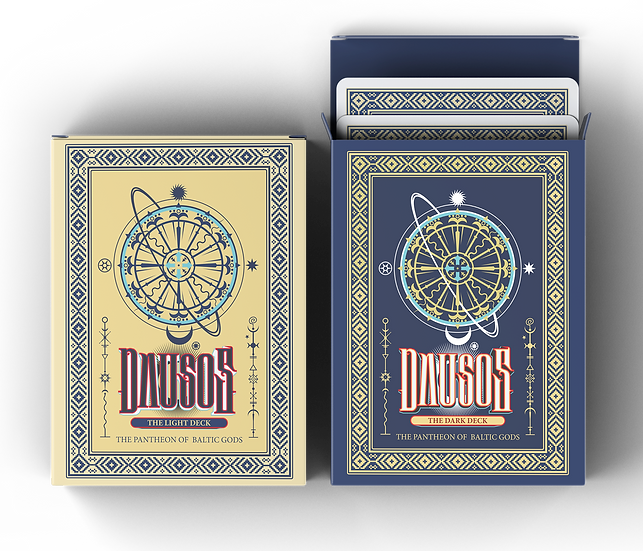 DAUSOS Standard Edition Pair deck
