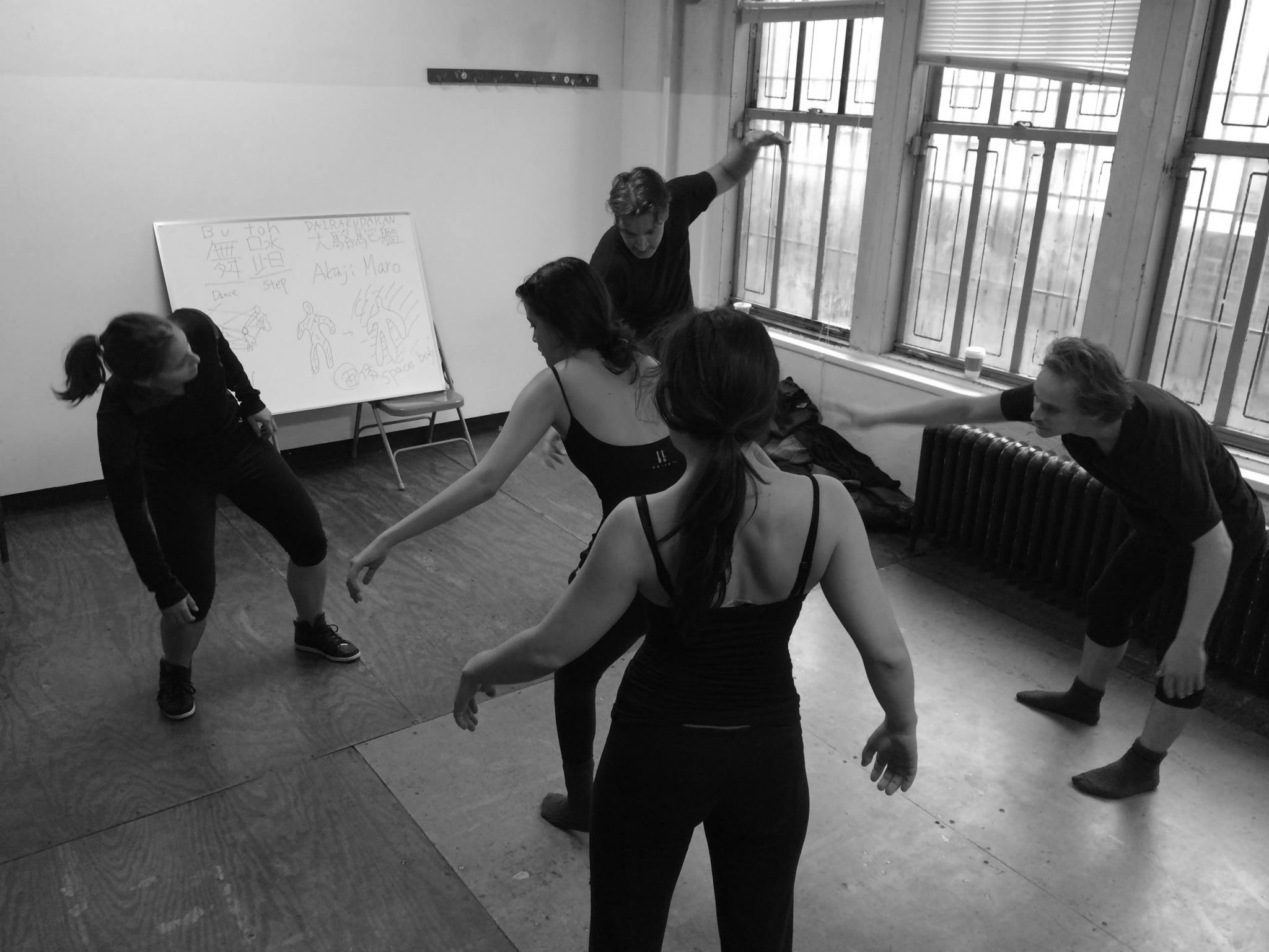 Butoh Workshop
