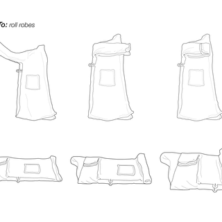 How to Fold Robes