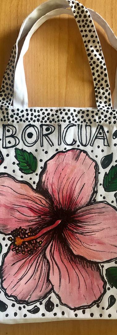 Handmade Boricua Bags