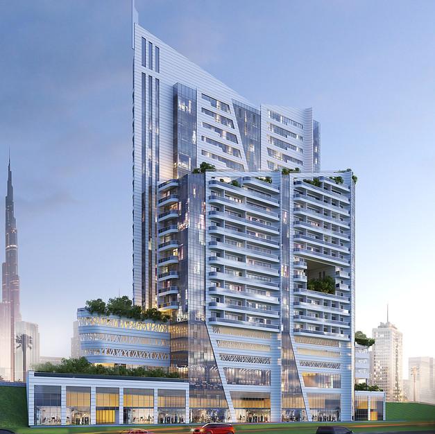 Al Shirawi Tower