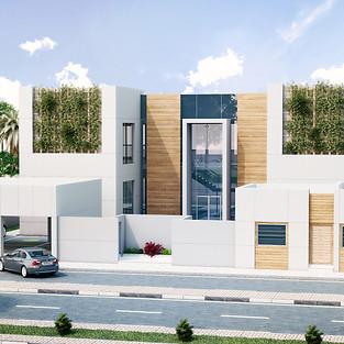 Al Barsha 3 Private Villa