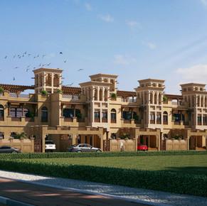 Jumeirah 1 Villa Complex 2
