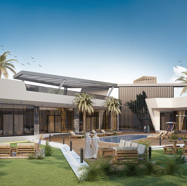 Al Lesaily Private Villa 2