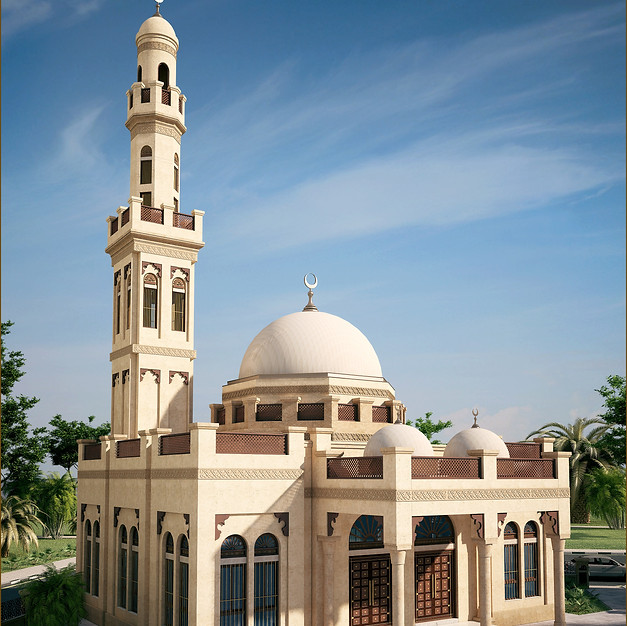 Al Bada' Mosque