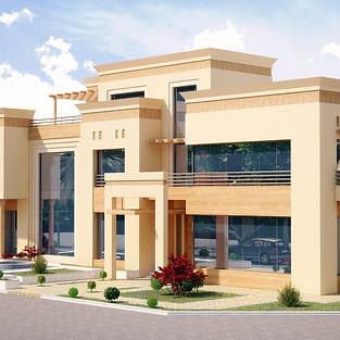 Al Quoz Private Villa