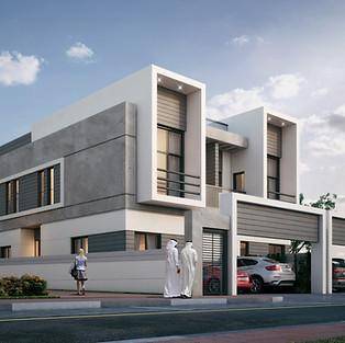 JVC Villa Complex